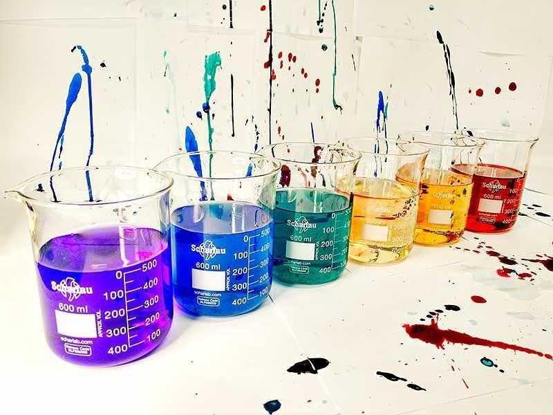 انواع گرید مواد آزمایشگاهی